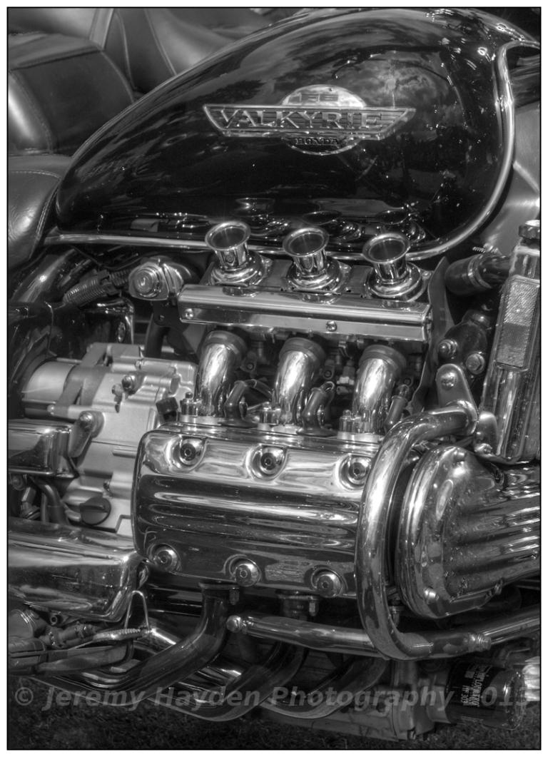 Honda Valkyrie Motor