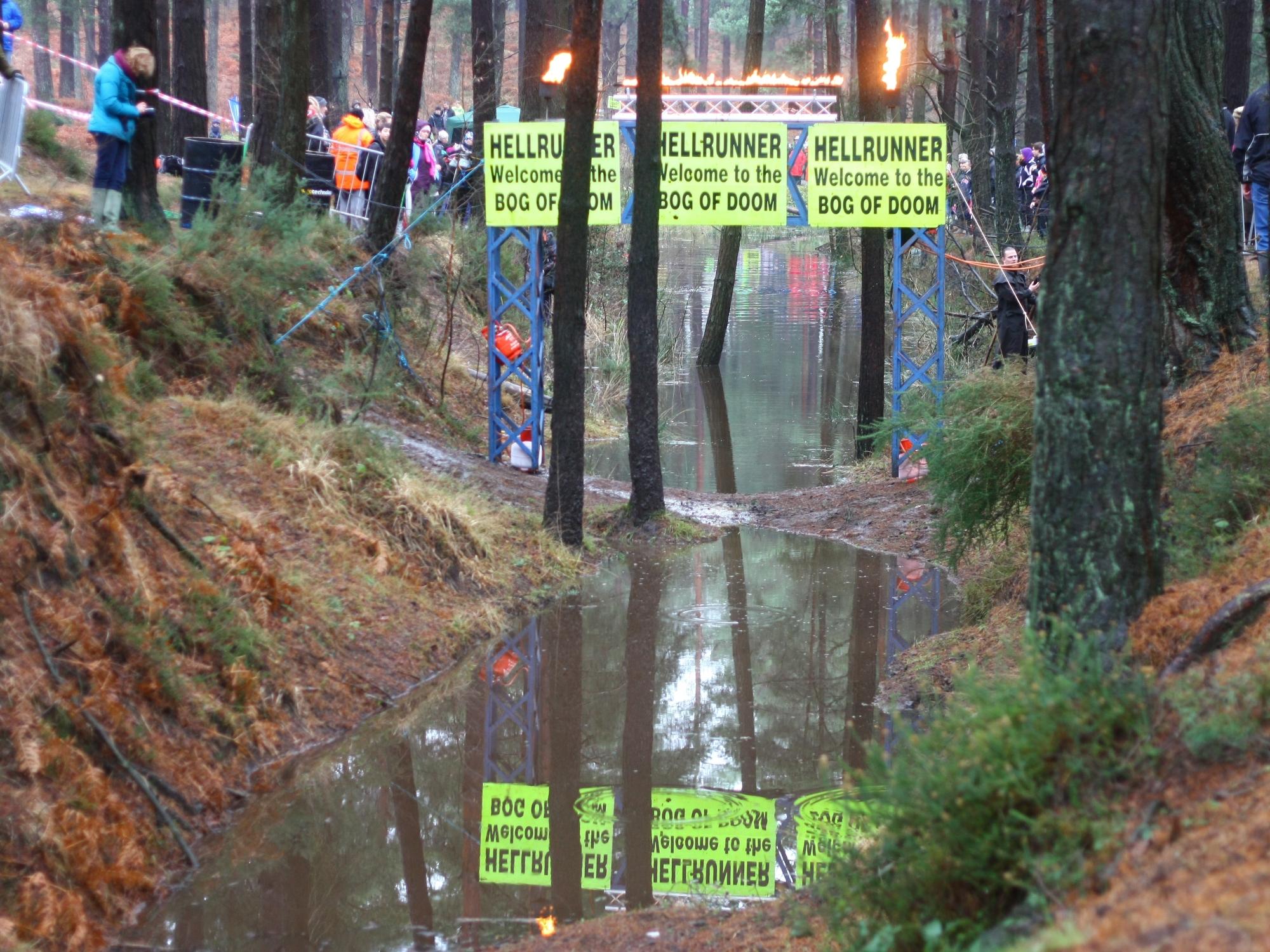 Entrance to the Bog of Doom
