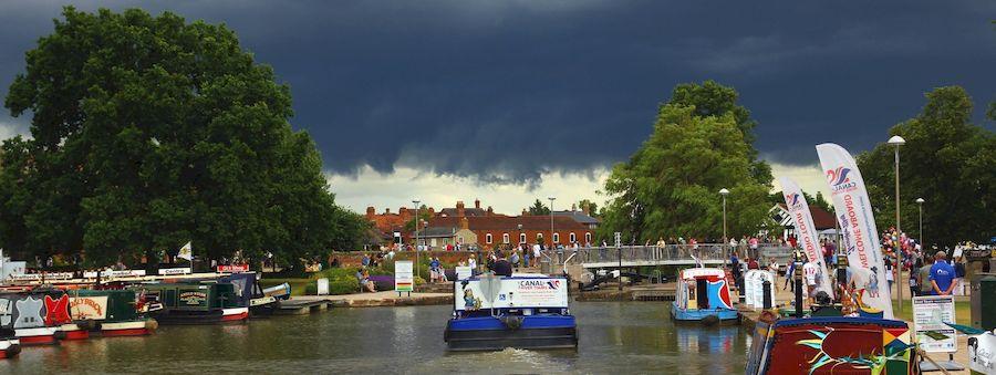 2015 Stratfor-upon-Avon River Festival