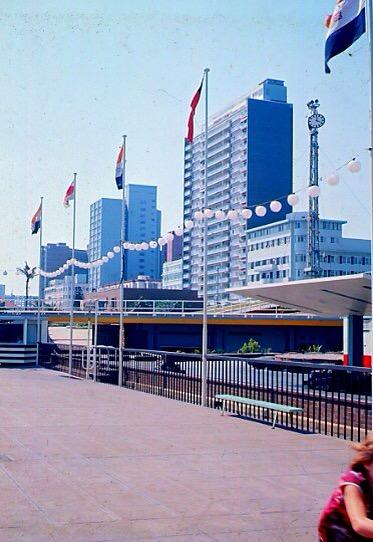 Durban Beachfron c 1966