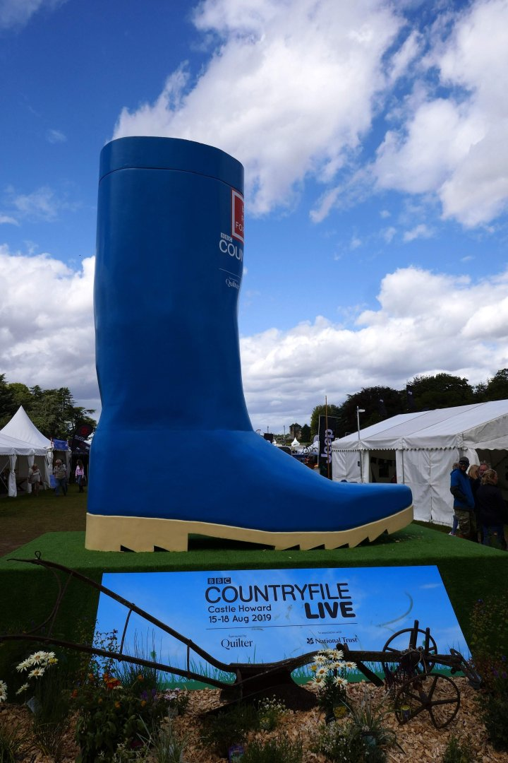 The Boot - BBC Countryfile Live at Castle Howard 2019