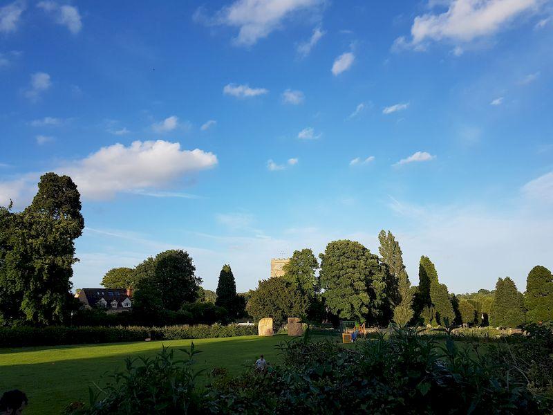 Big Blue Sky in Brackley