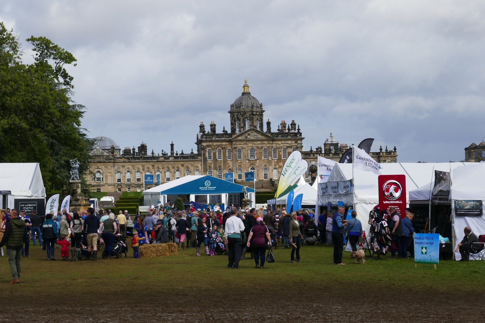 BBC Countryfile Live 2019 - at Castle Howard