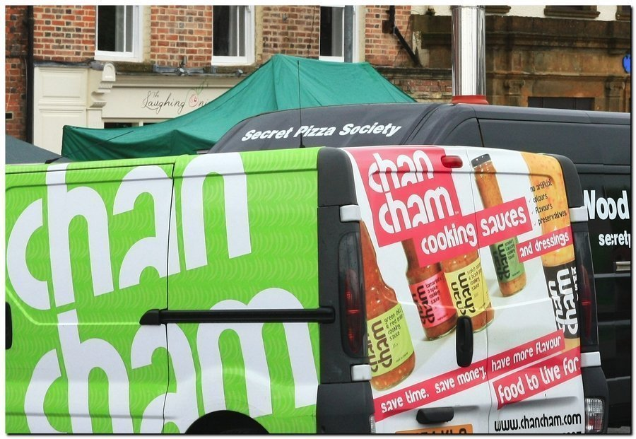 Brackley Festival of Food 2014