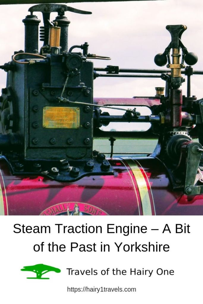 A Steam Traction Engine pin for your Pinterest boards.