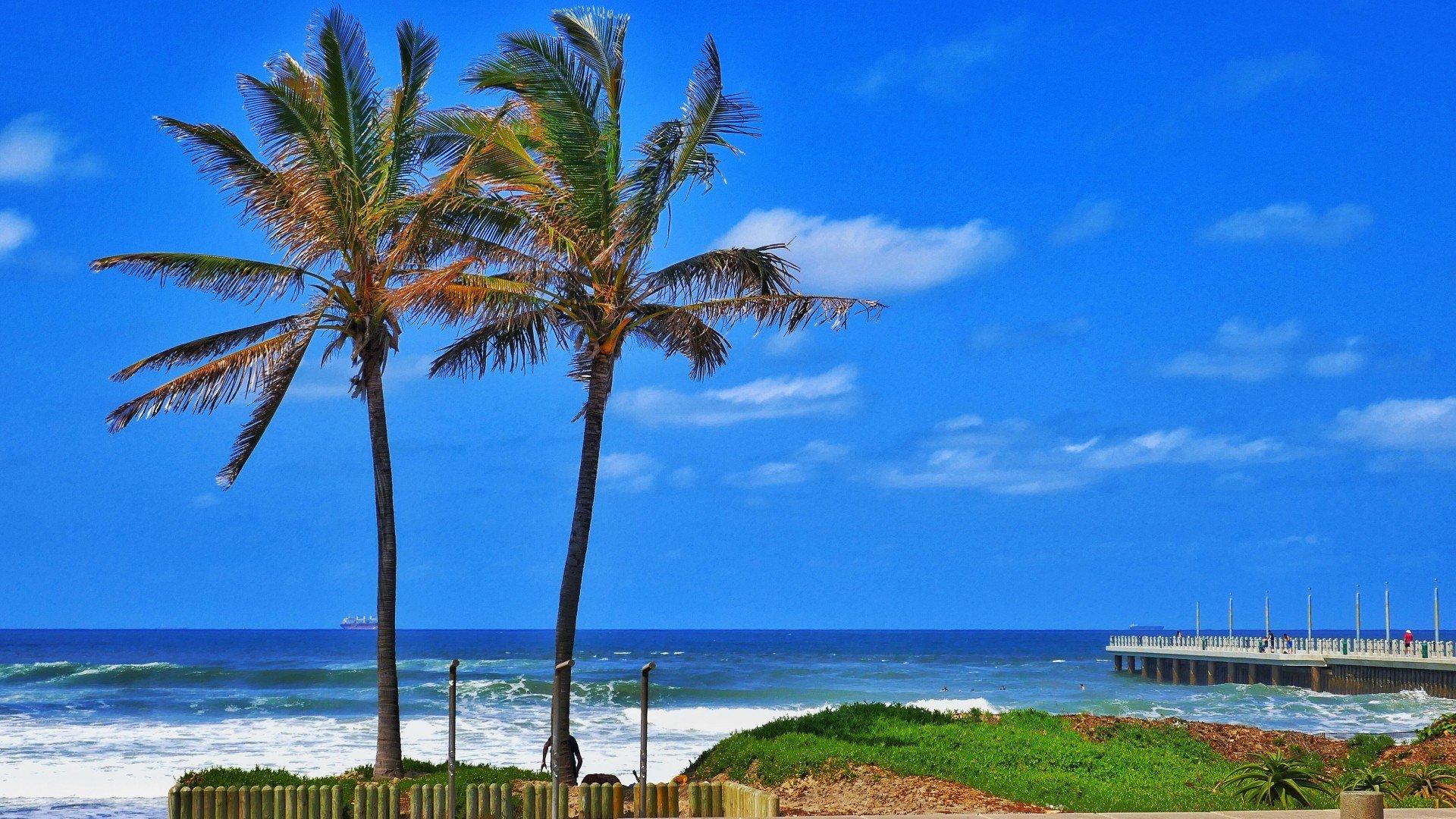 Durban Beachfront Bay of Plenty