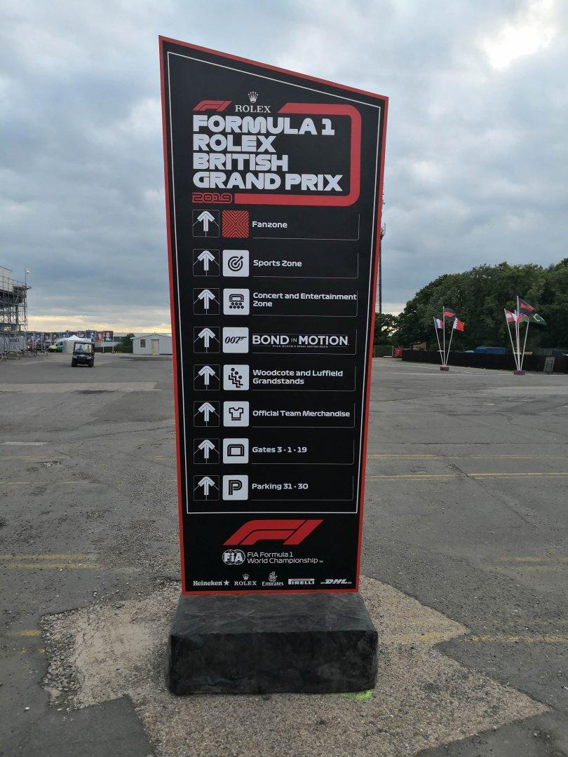 Formula 1 Rolex British Grand Prix