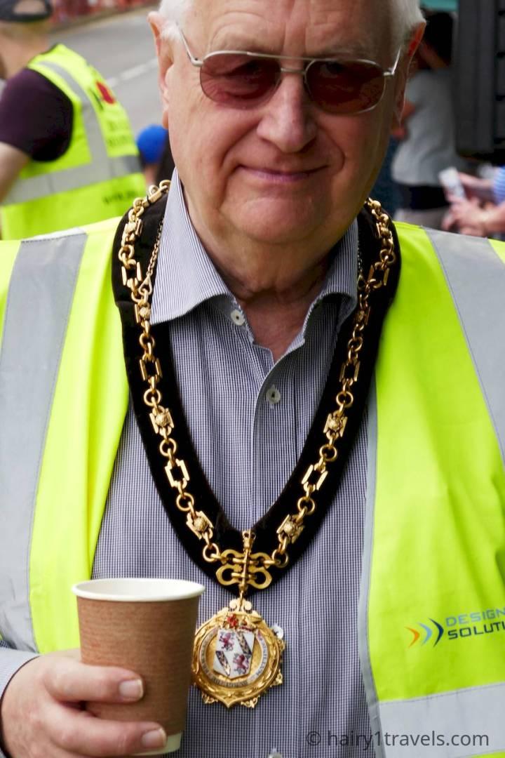 Brackley Mayor