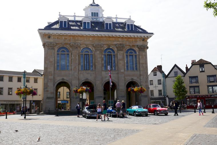 Abingdon Town Hall Museum and MG Cars