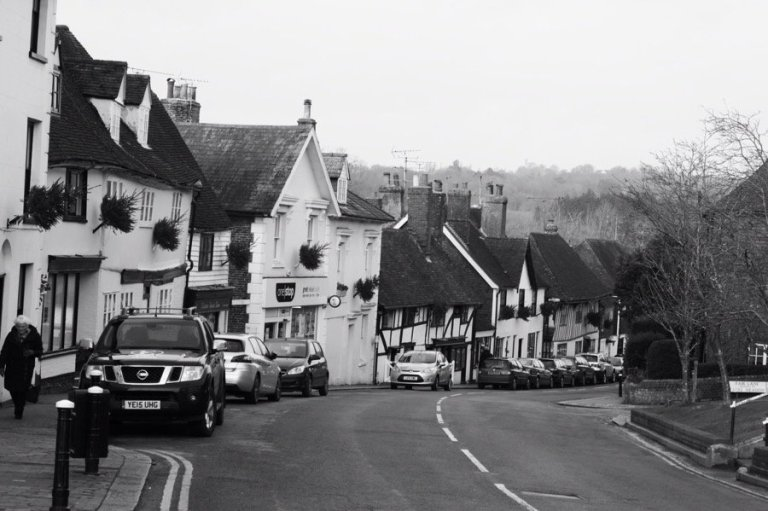 The High Street, Robertsbridge Village, East Sussex